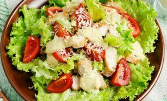 Салаты - легкие, вкусные и питательные блюда
