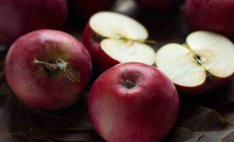 Быстрый в приготовлений десерт из яблок, вкусный и полезный