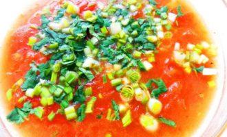 Как приготовить китайский томатный суп с говядиной