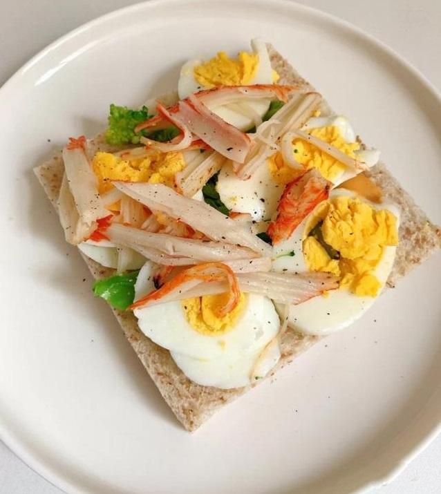 Что есть на завтрак каждый день в течение недели?